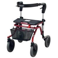 歩行車 ラックヘルスケア ウォーキー 3080-500 Sサイズ (取寄品)