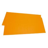 ウィズ階段用滑り止めシートII オレンジ 10枚入 (取寄品)