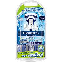 ハイドロ5 コンボパック 本体+替刃5個付 シック・ジャパン