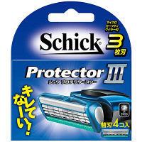 プロテクタースリー 替刃(4個入) シック・ジャパン