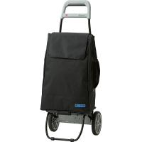 シルバーカー フジマイクロ電動アシストカート スイート ブラック (取寄品)