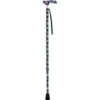 インターリンクス細首伸縮カラー杖 HK-BF09 スプリンググリーン (取寄品)