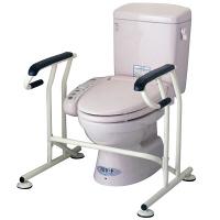 キヨタトイレサポート 取付金具付タイプ KT-100S ショートタイプ用 (取寄品)