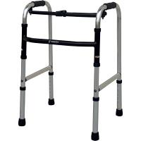 大人用歩行器 シンエンス スリムフレームウォーカー固定型 (取寄品)