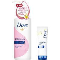 【数量限定】ダヴ(Dove) モイスチャーケアオイルクレンジング 170ml+ビューティモイスチャー洗顔料30g ユニリーバ
