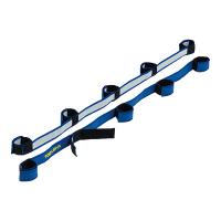 トーエイライト むかでロープDX5 青 B3384B 1セット(2本×2組入) (取寄品)