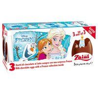 ディズニー アナと雪の女王 チョコレートエッグ 西本貿易 1個