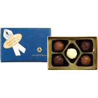 ホテルオークラ トリュフチョコレート5個入り VD-1 1個 三越の贈り物