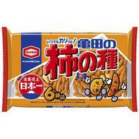 亀田製菓 亀田の柿の種6袋詰 190g 1袋