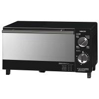 YAMAZEN カリッとオーブントースター ブラック YTBS-D101(B)