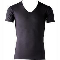 インナーシャツ ホットシャツ Vネック 半袖 メンズ L フットマーク (取寄品)