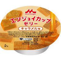 クリニコ エンジョイカップゼリー キャラメル味 1箱(24個入り) 0652346 (直送品)