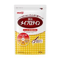 明治 メイプロテイン 400g 1箱(10袋入)(取寄品)