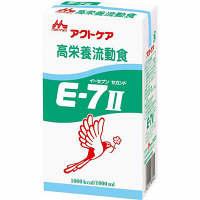 クリニコ E-7II 1000mL 1箱(6パック入)  0643450 (直送品)