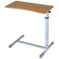 睦三ベッドサイドテーブル SL-II(板バネタイプ) (取寄品)