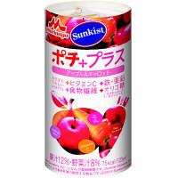 クリニコ サンキストポチプラス(アップル&キャロット) 1箱(18本入) 0641091 (直送品)