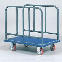 IKキャリー サイド付き台車 耐荷重300kg 310 石川製作所 (直送品)