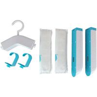 【在庫一掃セール】衣類用ハンガー 繰り返し使える除湿ハンガーサラット 1本 サイズ:約45.5×21.6×3.5cm