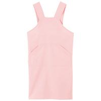 トンボ キラク エプロン ピンク フリー フリーサイズ CR006-11 1枚  (取寄品)