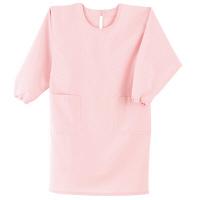 トンボ キラク 予防着 ピンク フリー フリーサイズ CR007-11 1枚  (取寄品)