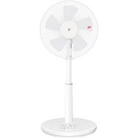 YAMAZEN 30cmリビング扇風機 白 YLT-AG301-W