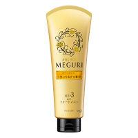 アジエンス メグリ (MEGURI) ゴワつきやすい うねって広がる髪用 トリートメント 220g 花王
