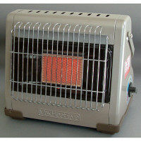 ニチネン カセットボンベ式ガスヒーター