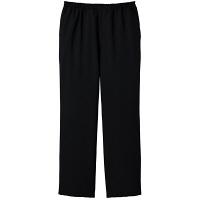 ミズノ ユナイト スクラブパンツ(男女兼用) ブラック S MZ0022 医療白衣 1枚 (取寄品)