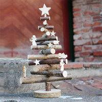 クリスマスツリーセット 卓上ツリー 1個 おもちゃ箱