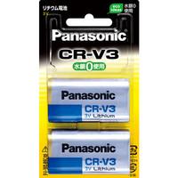 パナソニック カメラ用リチウム電池 CR-V3P/2P 1箱(2個×5パック入)