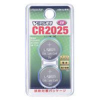 リチウム電池 CR2025/B2P