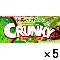 クランキー<抹茶&クッキー> 5箱