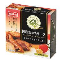 ホテイ 国産鶏のスモーク 1缶