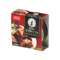 ホテイ 豚肉の黒胡椒ソース味 1缶