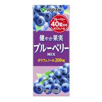 伊藤園 健やか果実 ブルーベリーミックス 200ml 1箱(24本入)