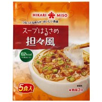 ひかり味噌 スープはるさめ 担々風5食