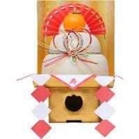 アイリスオーヤマ 鏡餅 小 生きりもち 300g 4562403552891 310212 1個
