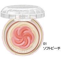 COFFRET DOR(コフレドール) スマイルアップチークスN 01(ソフトピーチ) Kanebo(カネボウ)
