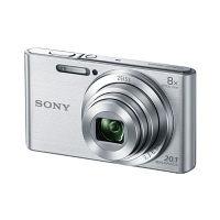 ソニー デジタルカメラ「Cyber-shot」DSC-W830 シルバー