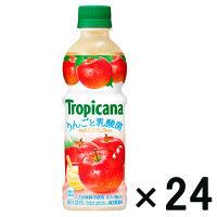 トロピカーナ りんごと乳酸菌 330ml 1箱(24本)