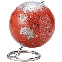 インテリア地球儀S 球径:約13cm