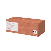ネピア ティッシュペーパー 220組×20箱 保湿タイプ ネピア nepia asmori 保湿ティシュ220W (FSC認証) 1ケース(20箱)