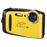 富士フイルム 防水デジタルカメラ「FinePix」XP130 イエロー