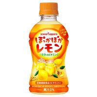 ポッカサッポロ ぽっかぽかレモン 310ml 1箱(24本)