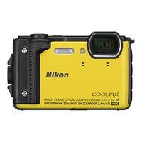 ニコン 防水・防塵・耐衝撃デジタルカメラ「COOLPIX」W300 イエロー COOLPIX W300