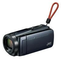 JVCケンウッド 防水・防塵・耐衝撃ビデオカメラ アイスグレー GZ-R470-H