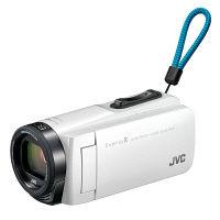JVCケンウッド 防水・防塵・耐衝撃ビデオカメラ シャンパンホワイト GZ-R470-W