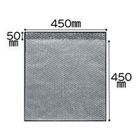 ミナパック(R)封筒袋 気泡緩衝材 450×450+50mm 1パック(25枚入) 酒井化学工業