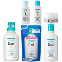 【ロハコ限定】Curel(キュレル) 入浴剤・ローション人気セット おまけ3点付 花王