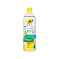 フード&ビバレッジ ポッカサッポロ キレートレモンCサプライ(栄養機能食品(ビタミンC)) 900ml×12本